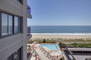 Rainbow 709 Condo, Apartmány  Ocean City - big - 15