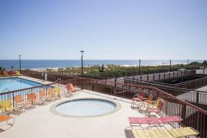 Rainbow 709 Condo, Apartmány  Ocean City - big - 16