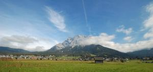 Chalet Danninger, Alpesi faházak  Ehrwald - big - 7