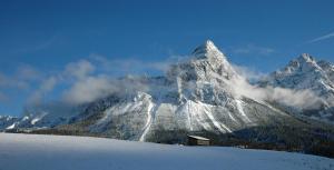 Chalet Danninger, Alpesi faházak  Ehrwald - big - 2