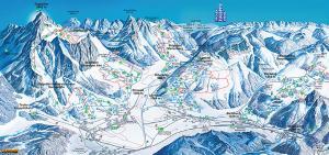 Chalet Danninger, Alpesi faházak  Ehrwald - big - 6