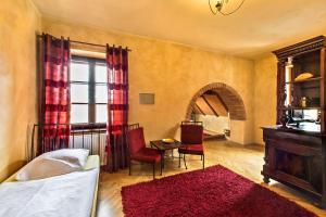 Arcadie Hotel & Apartments, Hotels  Český Krumlov - big - 28
