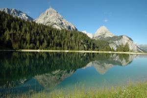 Chalet Danninger, Alpesi faházak  Ehrwald - big - 5