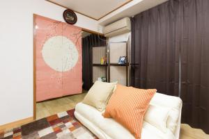 Faminect Apartment in Osaka FN448, Apartmány  Osaka - big - 11