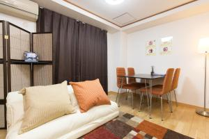 Faminect Apartment in Osaka FN448, Ferienwohnungen  Osaka - big - 1