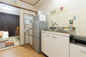 Faminect Apartment in Osaka FN448, Apartmány  Osaka - big - 14
