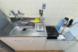 Faminect Apartment in Osaka FN448, Apartmány  Osaka - big - 16