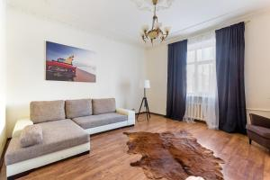 New arbat 3 room flat, Апартаменты  Москва - big - 27