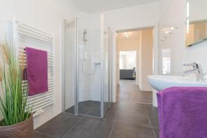 Haus Baltic Cube, Ferienwohnungen  Börgerende-Rethwisch - big - 209