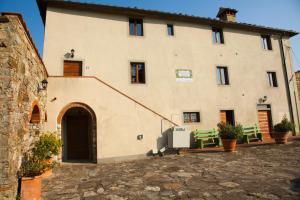 Agriturismo Fattoria Lavacchio, Farm stays  Pontassieve - big - 39