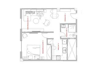 Olympus Residence, Ferienwohnungen  Athen - big - 188