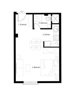 Olympus Residence, Ferienwohnungen  Athen - big - 189