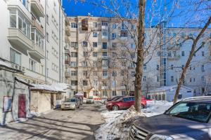 New arbat 3 room flat, Апартаменты  Москва - big - 30
