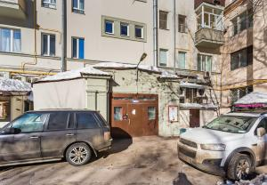 New arbat 3 room flat, Апартаменты  Москва - big - 31