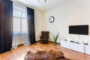 New arbat 3 room flat, Апартаменты  Москва - big - 32
