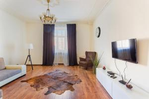 New arbat 3 room flat, Апартаменты  Москва - big - 1