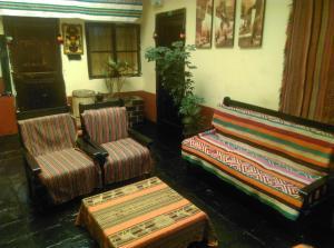 Auquis Ccapac Guest House, Hostelek  Cuzco - big - 57