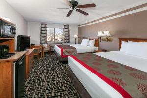 Ramada by Wyndham Oklahoma City Airport North, Szállodák  Oklahoma City - big - 26