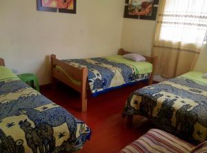 Auquis Ccapac Guest House, Hostels  Cusco - big - 21