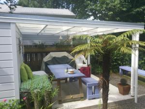 Lavender Cottage, Holiday homes  Greytown - big - 27