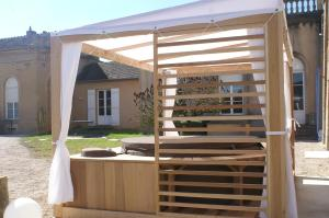 B&B Vassy Etaule, Bed & Breakfast  Avallon - big - 95