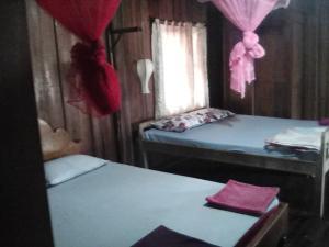 Nature House, Комплексы для отдыха с коттеджами/бунгало  Banlung - big - 67
