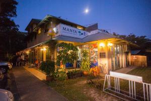 Manta Lodge YHA and Scuba Centre
