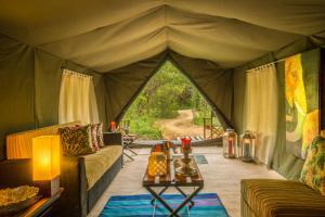 Mahoora Tented Safari Camp All-Inclusive - Udawalawe, Кемпинги  Удавалаве - big - 7