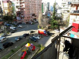 Kaxa apartment on Agmashenebeli 15, Apartmány  Batumi - big - 15