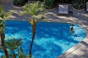 Prestige Double Room with Pool and Garden View
