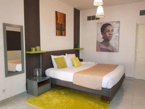 Key Boutique Hotel, Hotels  Lomé - big - 7