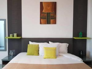 Key Boutique Hotel, Hotels  Lomé - big - 13
