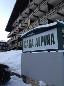 Appartement Casa Alpina by HolidayFlats24