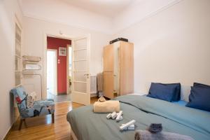 Filoxenia apartment, Апартаменты  Афины - big - 33