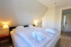 Ulenhof Appartements, Ferienwohnungen  Wenningstedt-Braderup - big - 28