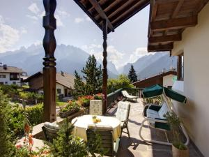Garni Ingrid, Bed and Breakfasts  Dobbiaco - big - 16