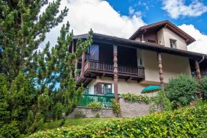 Garni Ingrid, Bed and Breakfasts  Dobbiaco - big - 24
