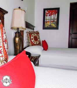 Hotel Rey, Hotels  Concepción de La Vega - big - 23