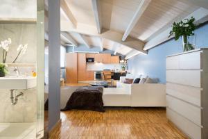My Space Barcelona Executive Apartments Center, Апартаменты  Барселона - big - 6