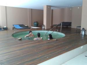 Apartamento Wellness Beach Park, Apartmány  Fortaleza - big - 3