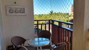Apartamento Wellness Beach Park, Апартаменты  Форталеза - big - 7
