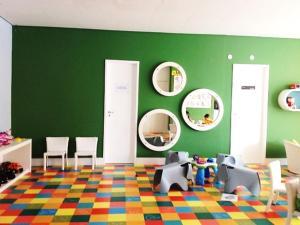 Apartamento Wellness Beach Park, Апартаменты  Форталеза - big - 10