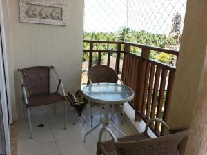 Apartamento Wellness Beach Park, Апартаменты  Форталеза - big - 13