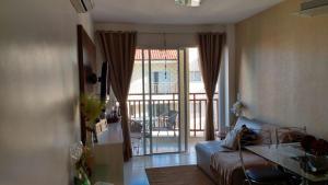 Apartamento Wellness Beach Park, Апартаменты  Форталеза - big - 21