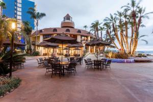 Wyndham San Diego Bayside, Hotels  San Diego - big - 49