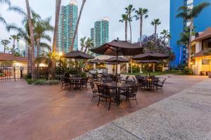 Wyndham San Diego Bayside, Hotels  San Diego - big - 62