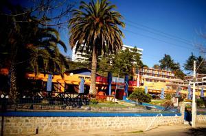 Hotel Pacifico, Отели  Algarrobo - big - 41