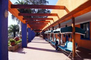 Hotel Pacifico, Отели  Algarrobo - big - 40