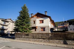 Casa amb jardí Alp