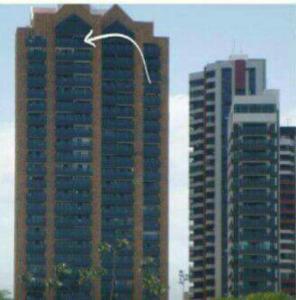 COBERTURA FLAT IRACEMA RESIDENCE., Apartments  Fortaleza - big - 3
